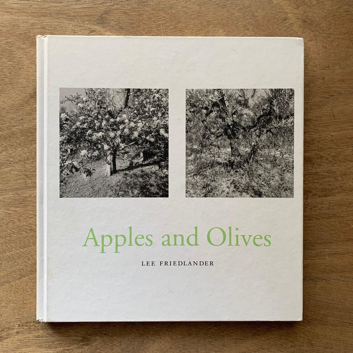 Apples and Olives / Lee Friedlander リー・フリードランダー