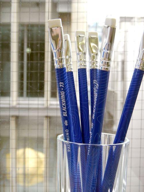 蘇った伝説の鉛筆 BLACK WING 73 TAHOE BLUE