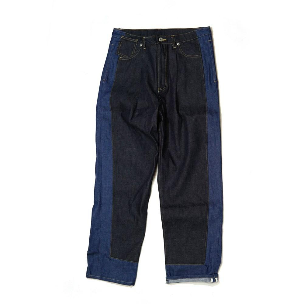 Rebuilding Pants