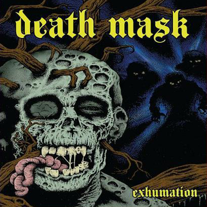 "DEATH MASK ""Exhumation"" (輸入盤)"