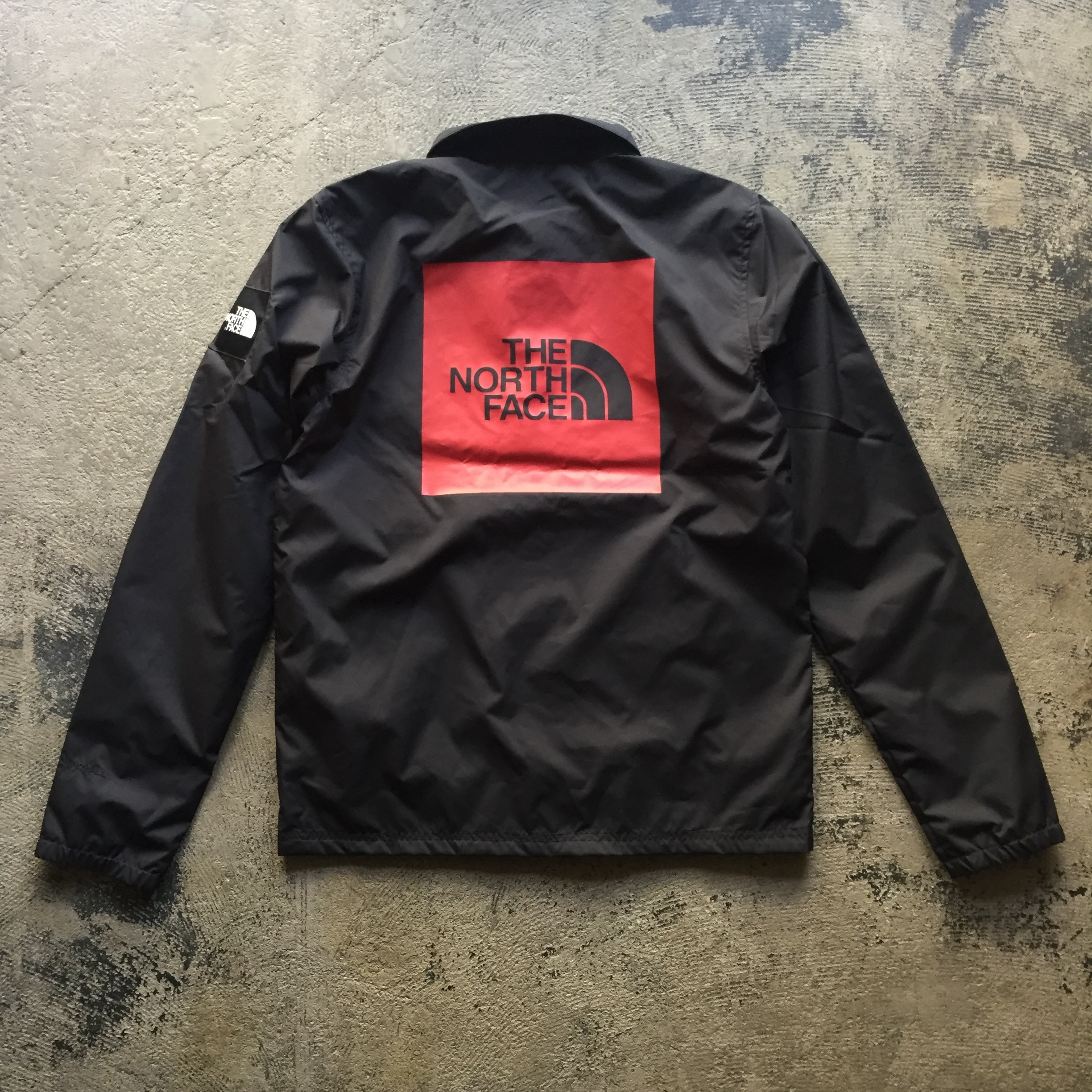 US企画 The North Face Coaches Jacket Black