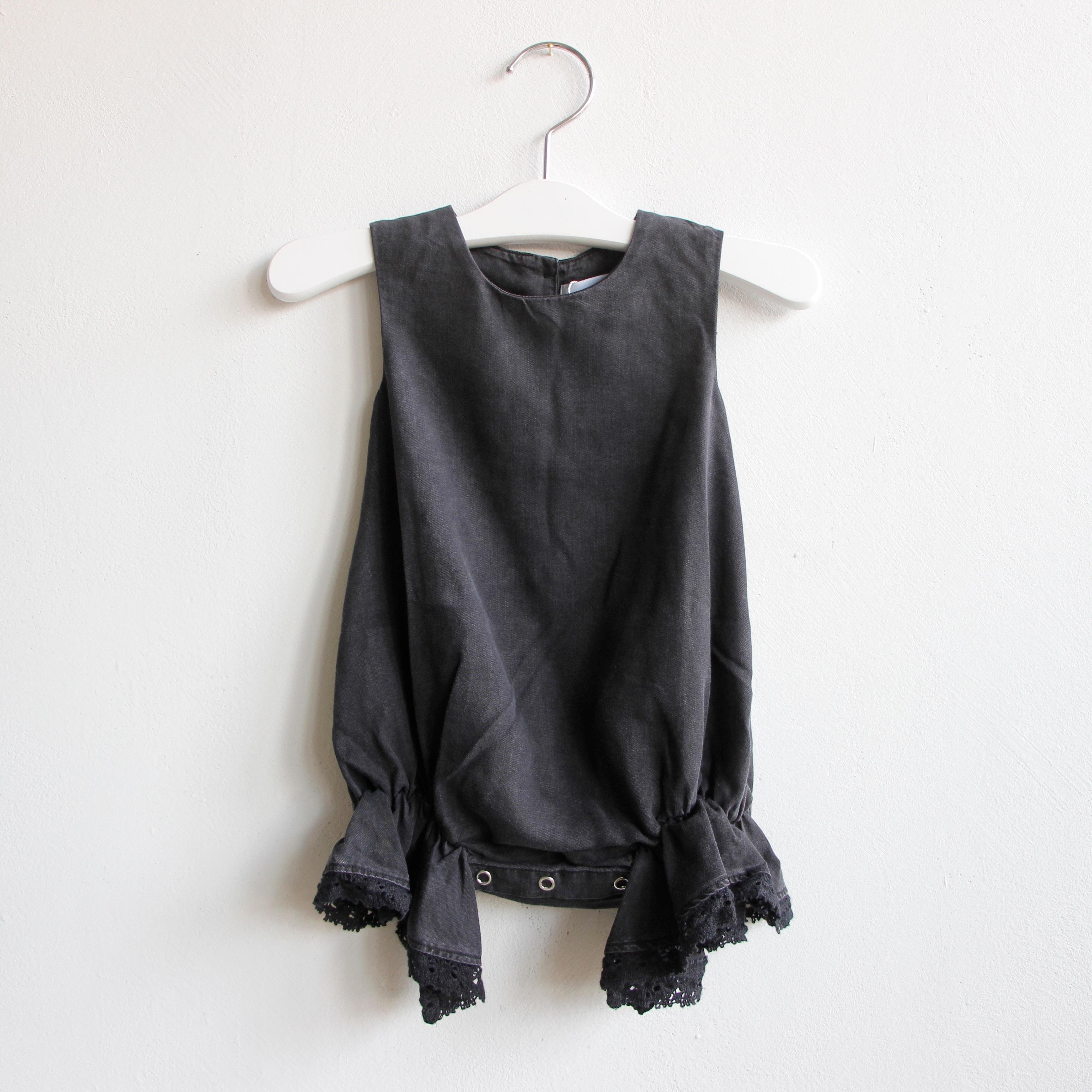 《WOLF & RITA 2020SS》ROSALINA Jumpsuit / BLACK
