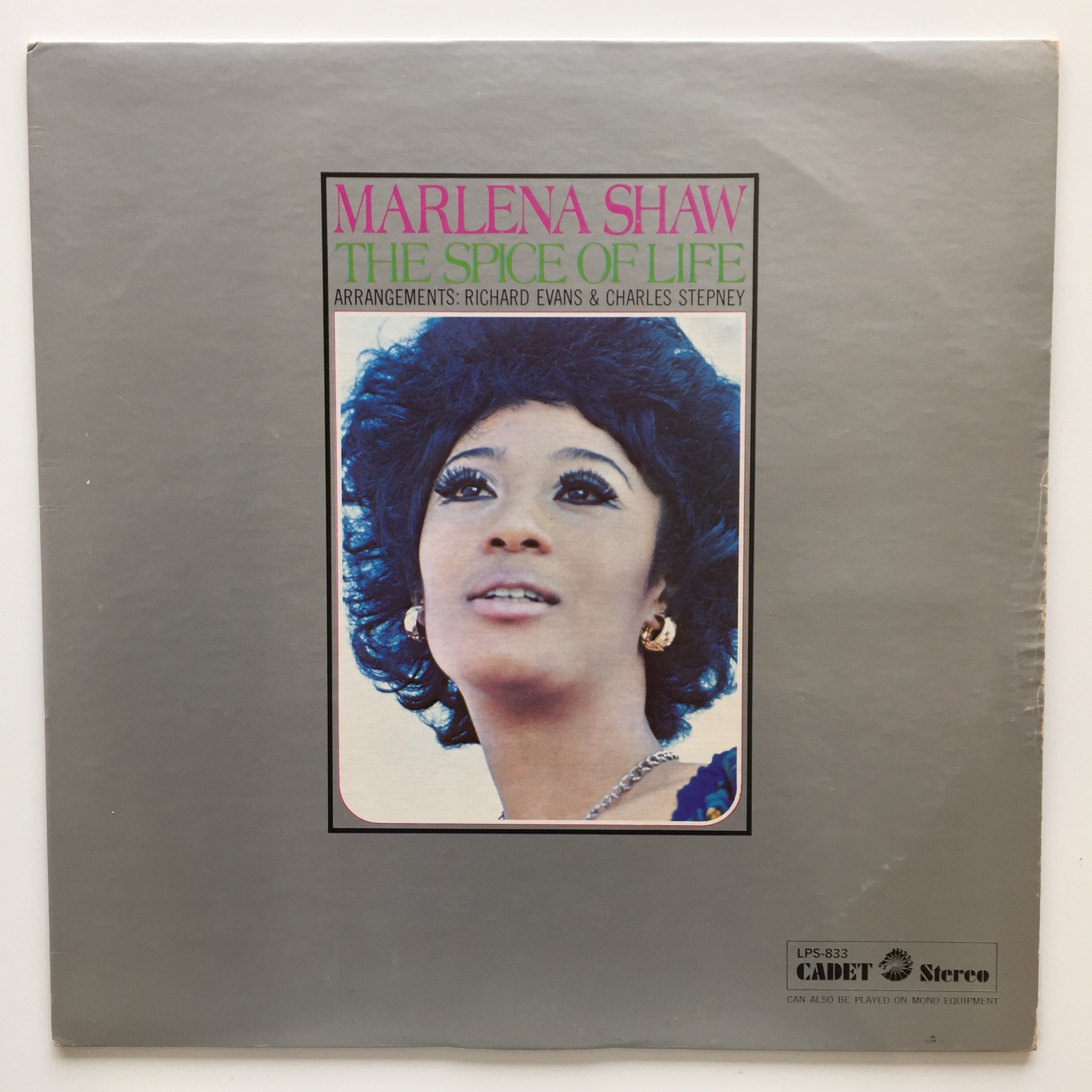 ●MARLENA SHAW / THE SPICE OF LIFE