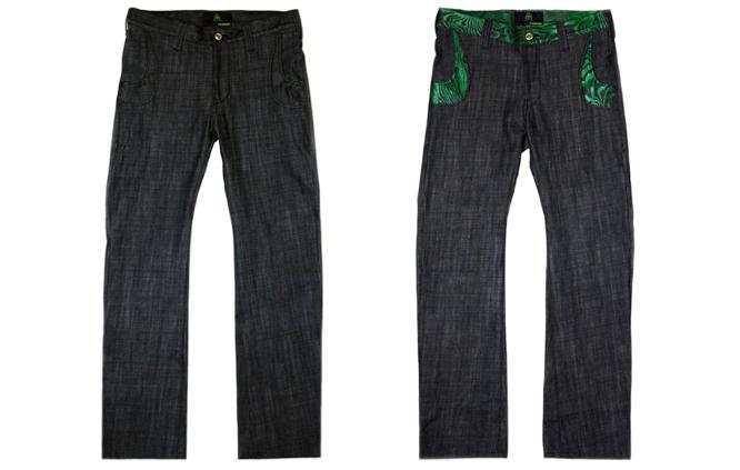 Mute Man (6pocket Denim Pants)