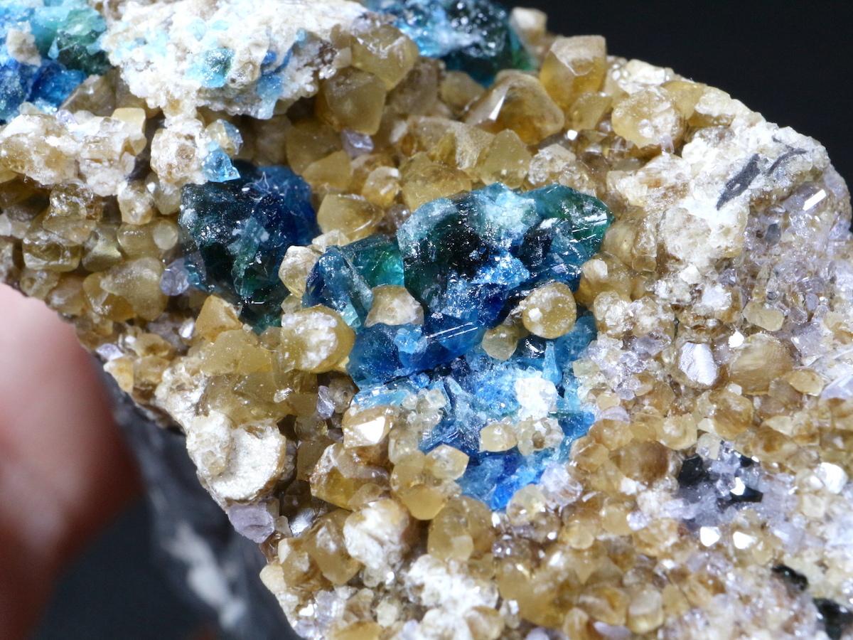 ラズライト天藍石 Lazulite カナダ産 87,8g LZL004  鉱物 天然石 パワーストーン 原石