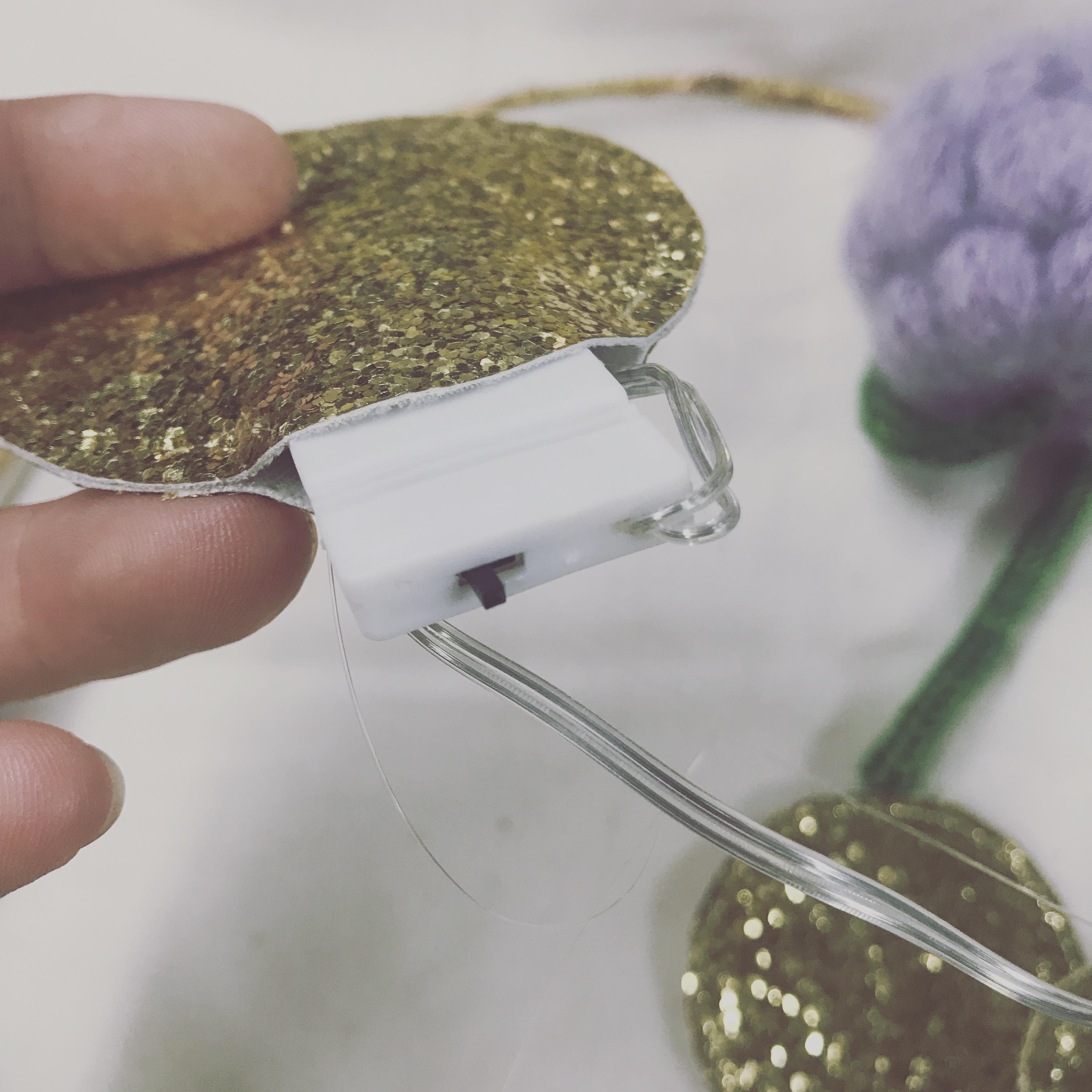 【たんぽぽ】Flower yarnモビール