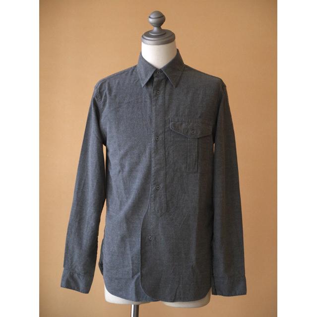 WORKERS ワーカーズ British Military Shirt ブリティッシュミリタリーシャツ