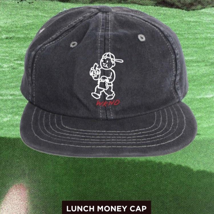 W.K.N.D 【LUNCH MONEY CAP】