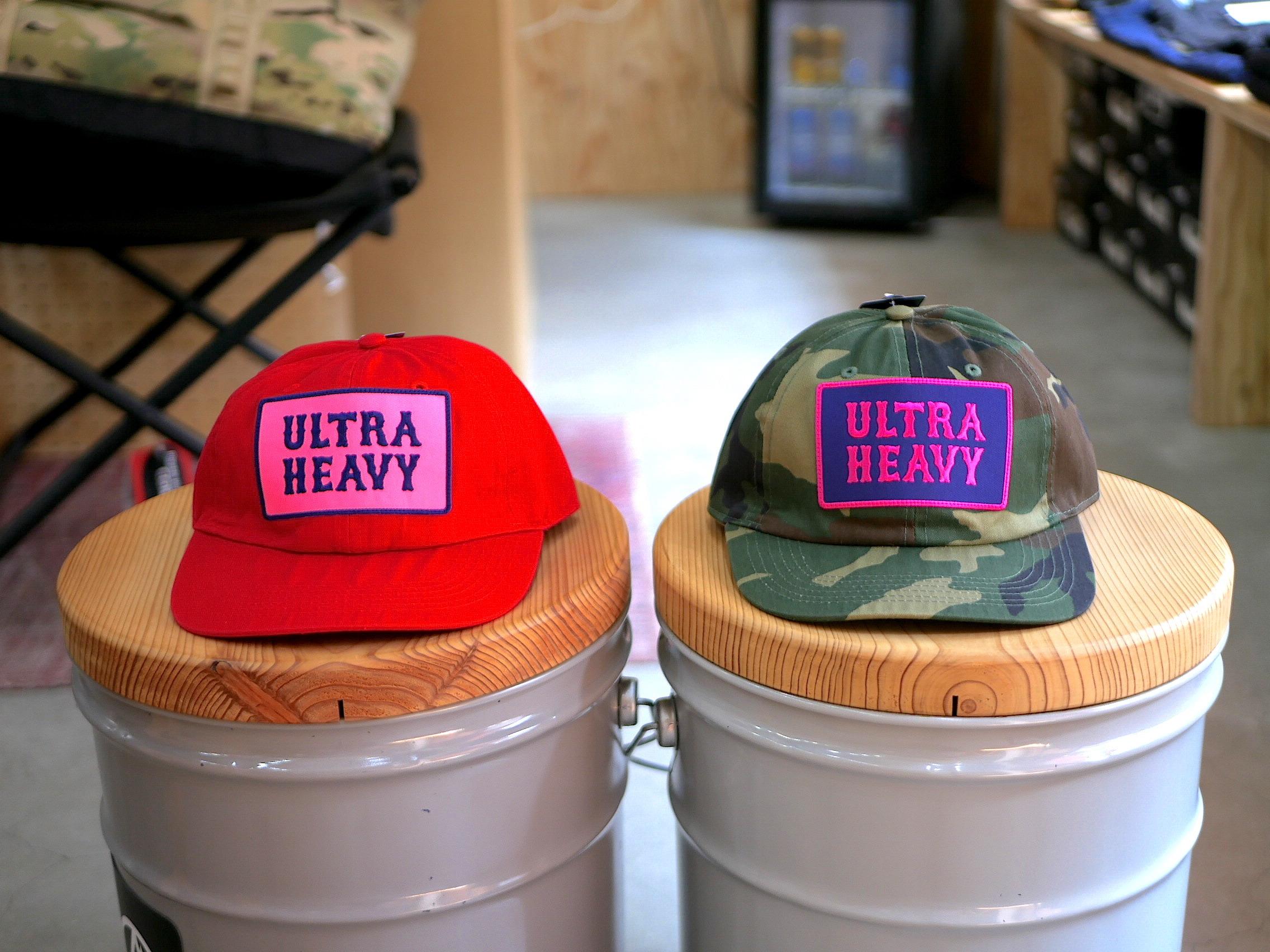 U.H / LOGO CAP