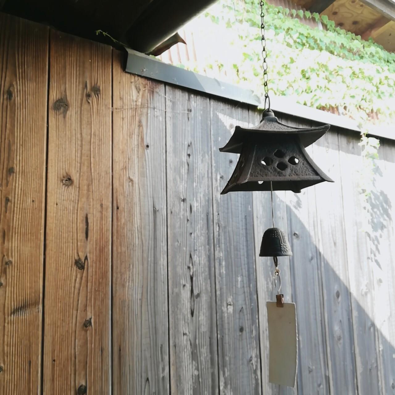 南部鉄器 吊灯篭 風鈴