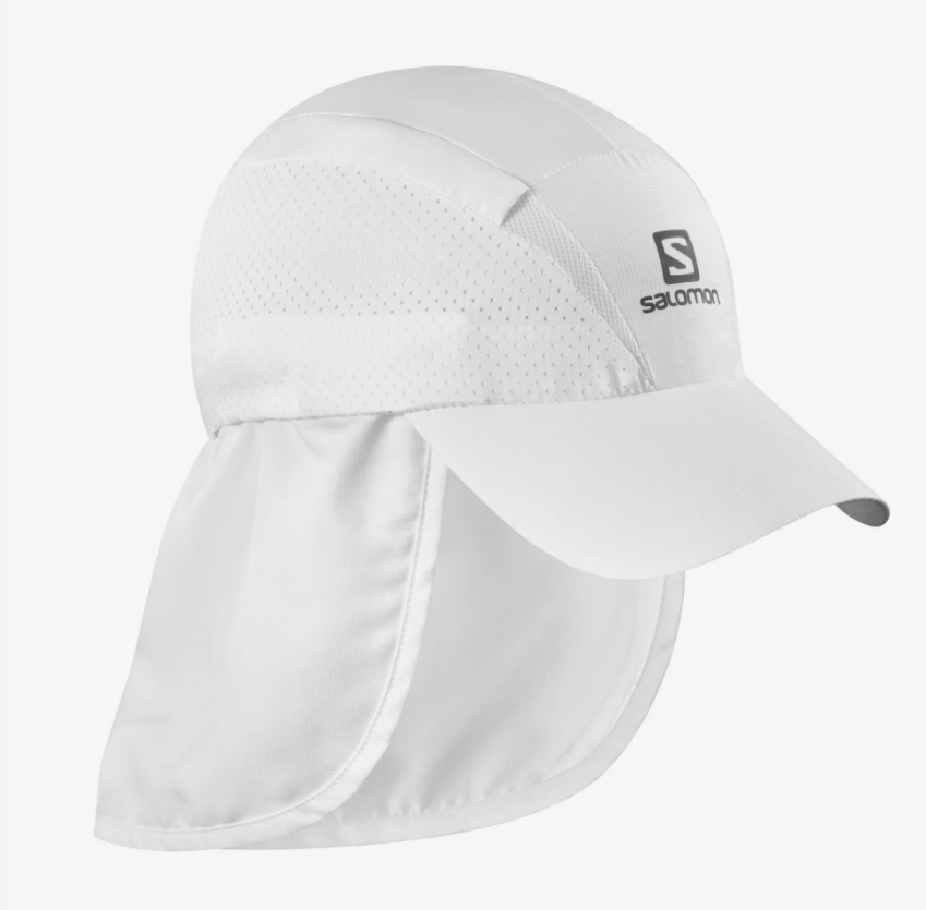 Salomon サロモン HEADWEAR XA+ CAP White XA+キャップ ホワイト ヘッドウェア LC1468300【キャップ】【帽子】