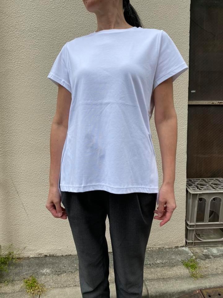 【マツミキセレクト】コットンTシャツWIDE