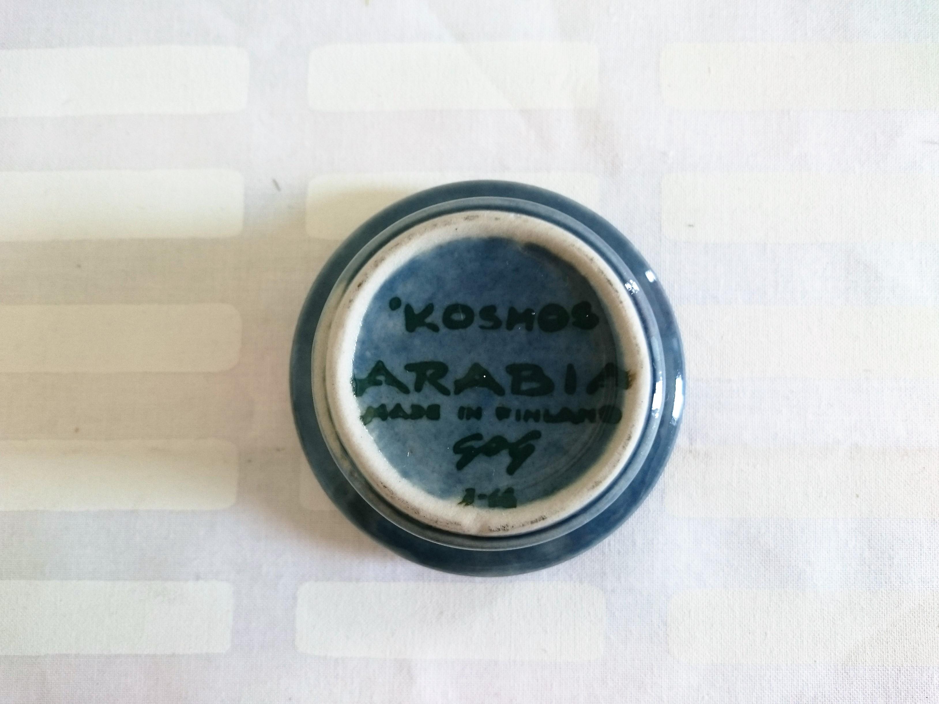 エッグスタンド / アラビア ヴィンテージ / Kosmos BL 1