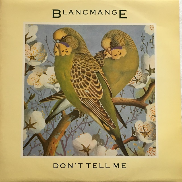 【12inch・英盤】Blancmange / Don't Tell Me
