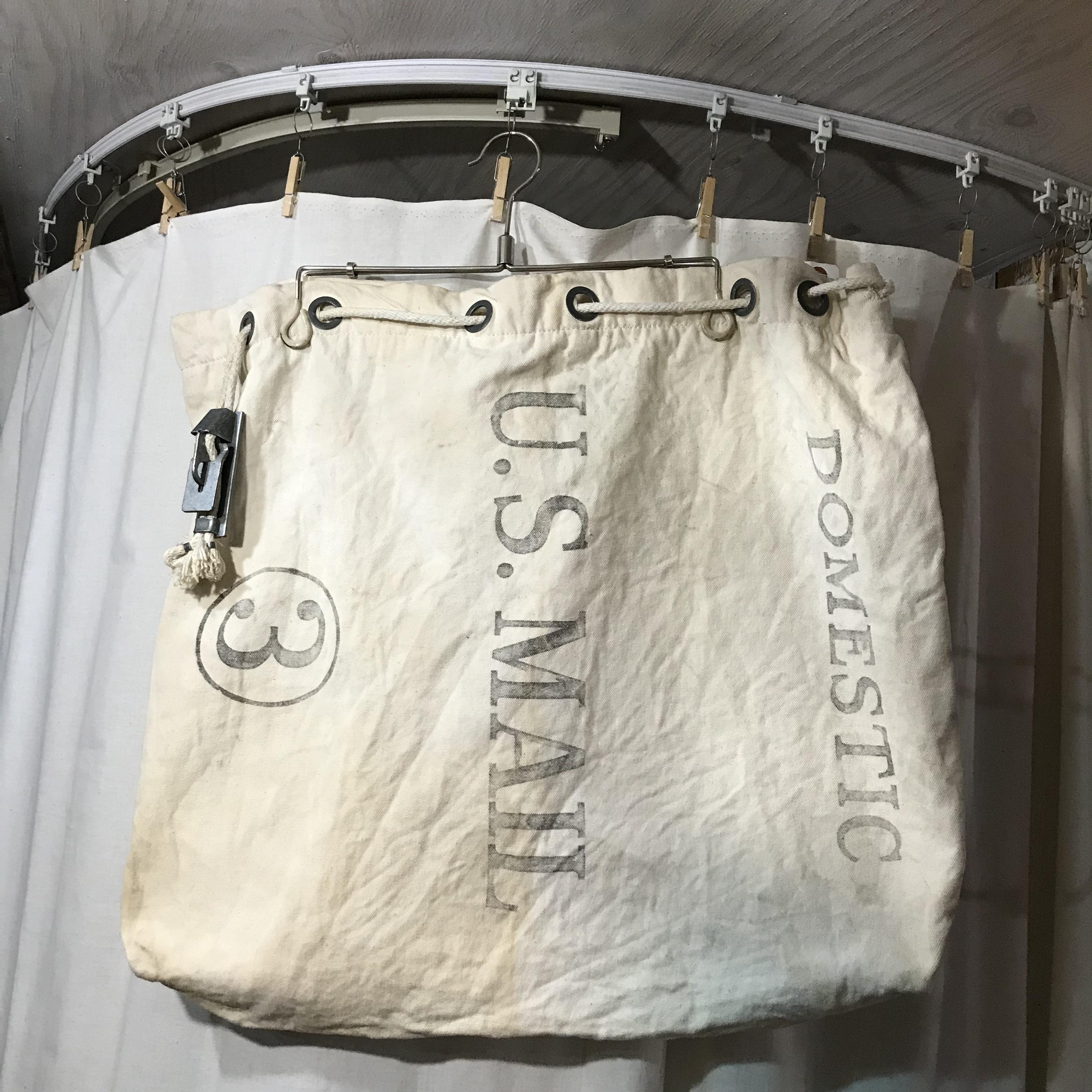 vintage U.S.MAIL BAG メールバッグ