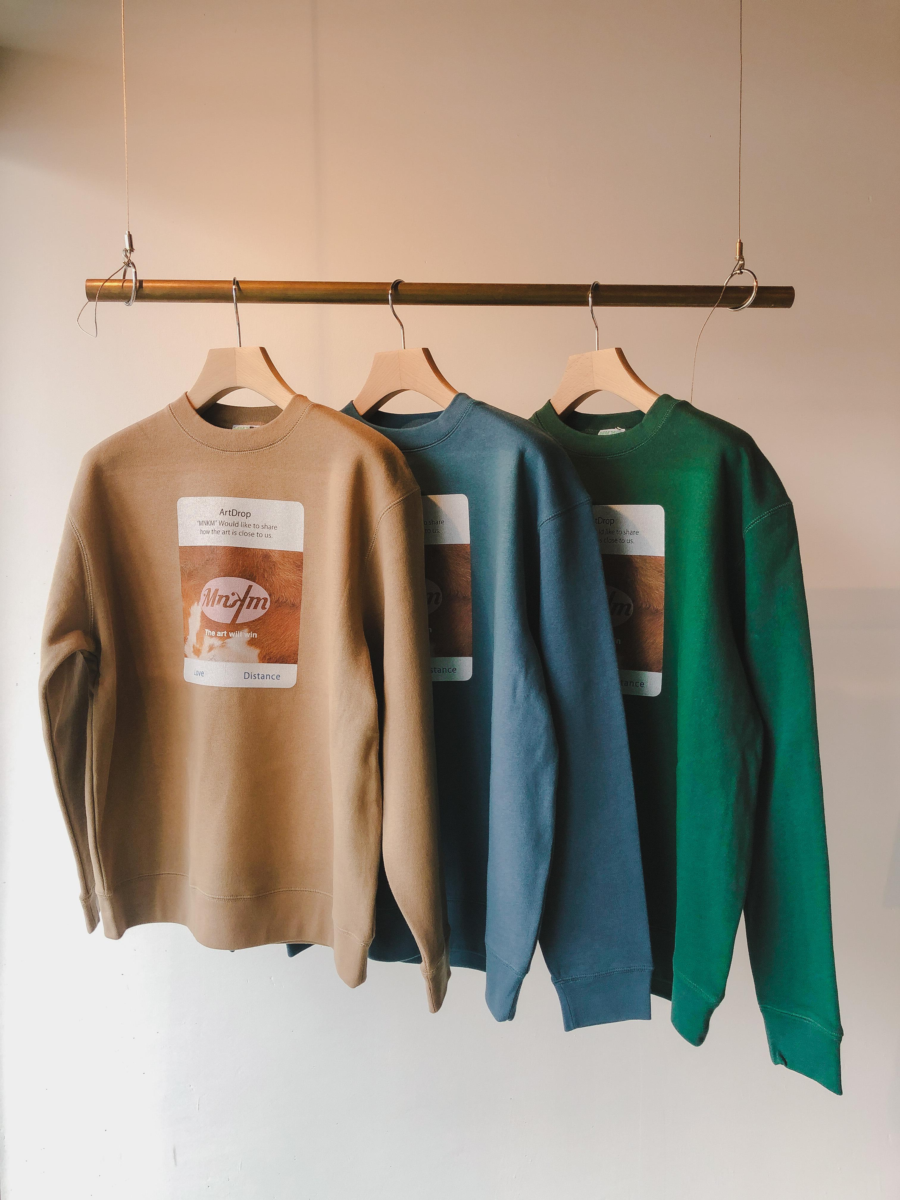 【UNISEX】ArtDrop sweatshirt