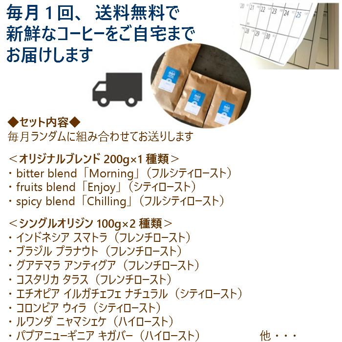 ◆定期便◆《イヌイットプラン 400g》深煎 × ALL 色々なコーヒーを楽しみたい人へ 2980円相当 → 月額2400円 ※送料無料