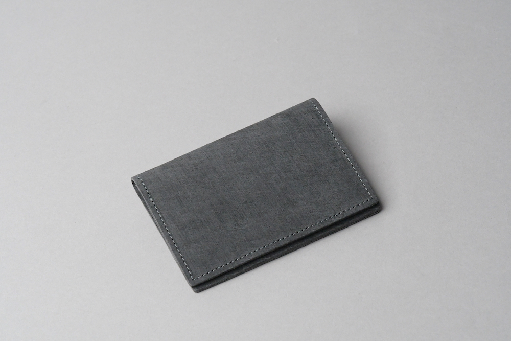 ギフトラッピング無料〇 カードケースSC □ブラック□ - 画像1