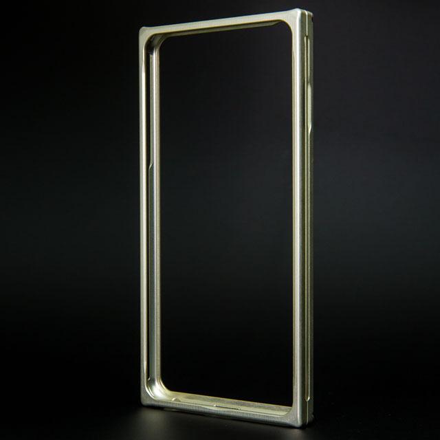 iPhone 6Plus/6s Plusジュラルミンケース シャンパン