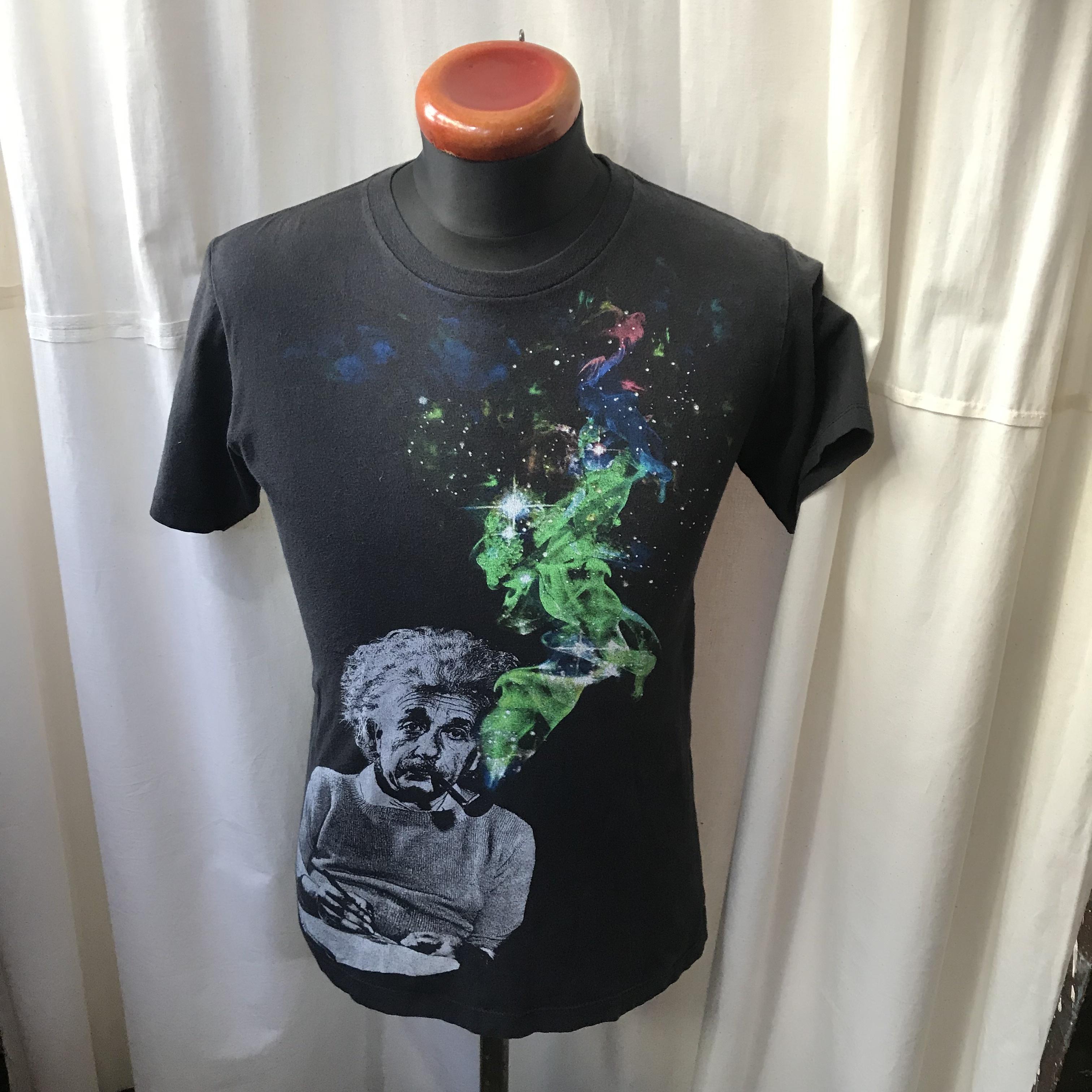 ALBERT EINSTEIN アインシュタイン 半袖Tシャツ メンズS