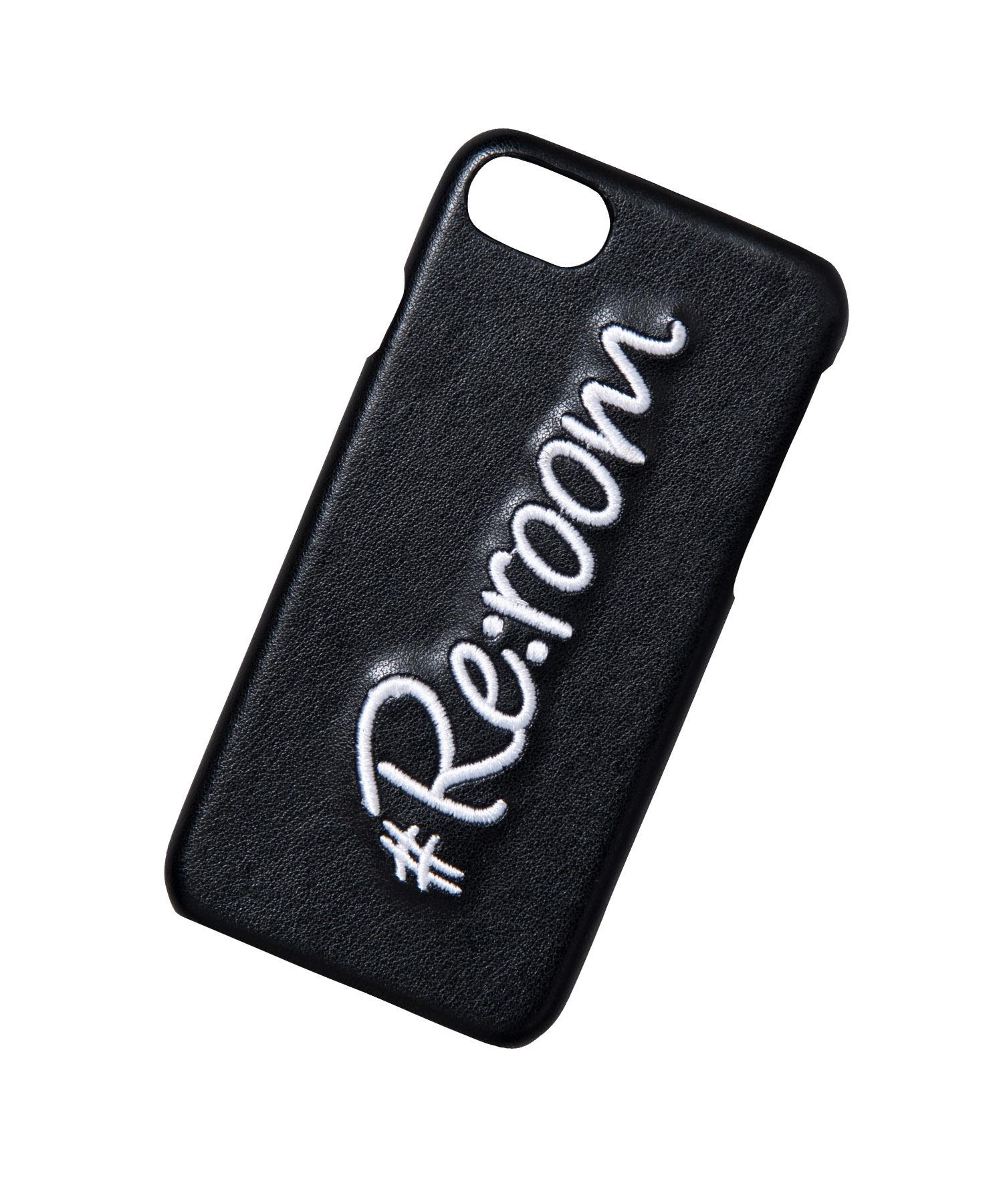 EMBROIDERY LOGO iPhone8/7 CASE[REG091]