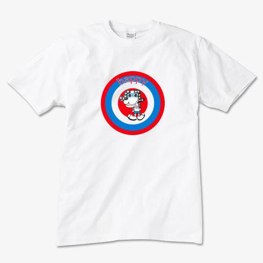 ◆メンズ・アートTシャツ S / M / L / XLサイズ対応◆ ホワイト
