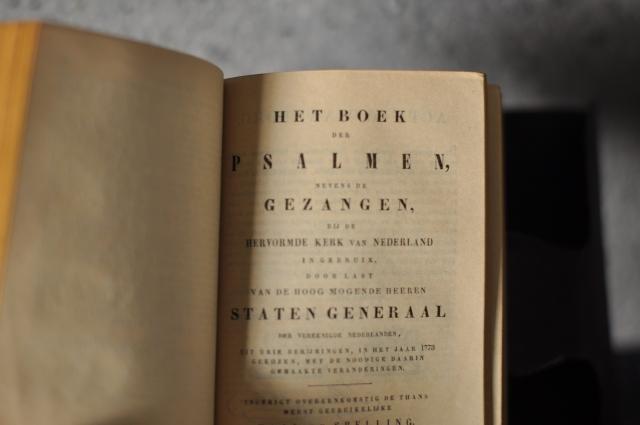 オランダ聖書1884年