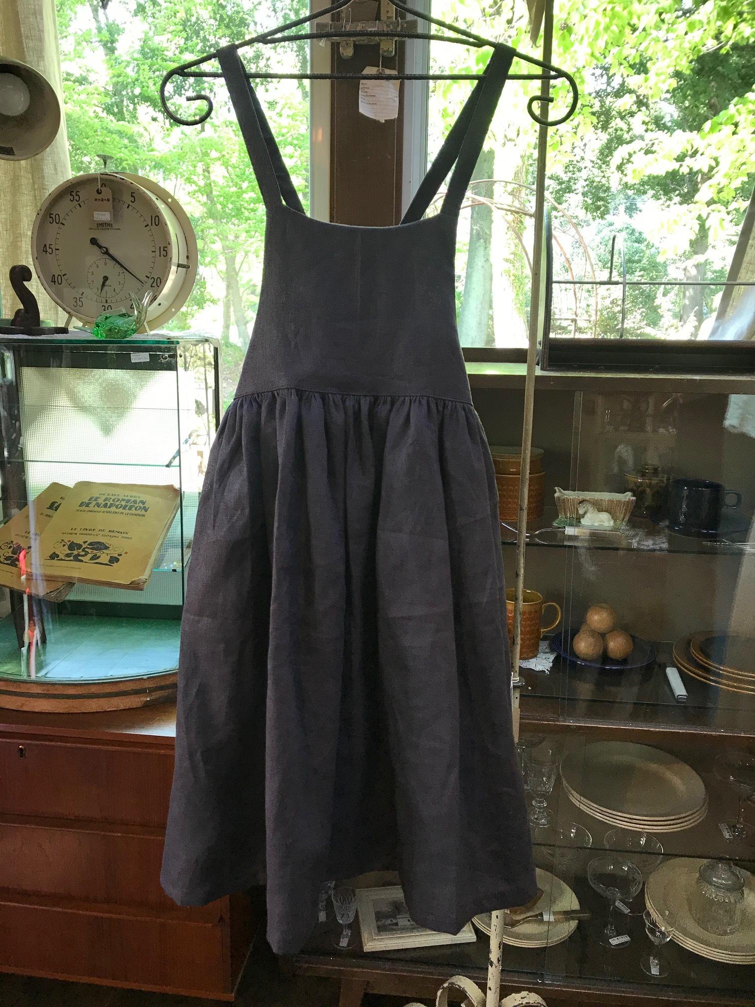 <c'est mignon!>キッズサロペットスカート GY 110cm
