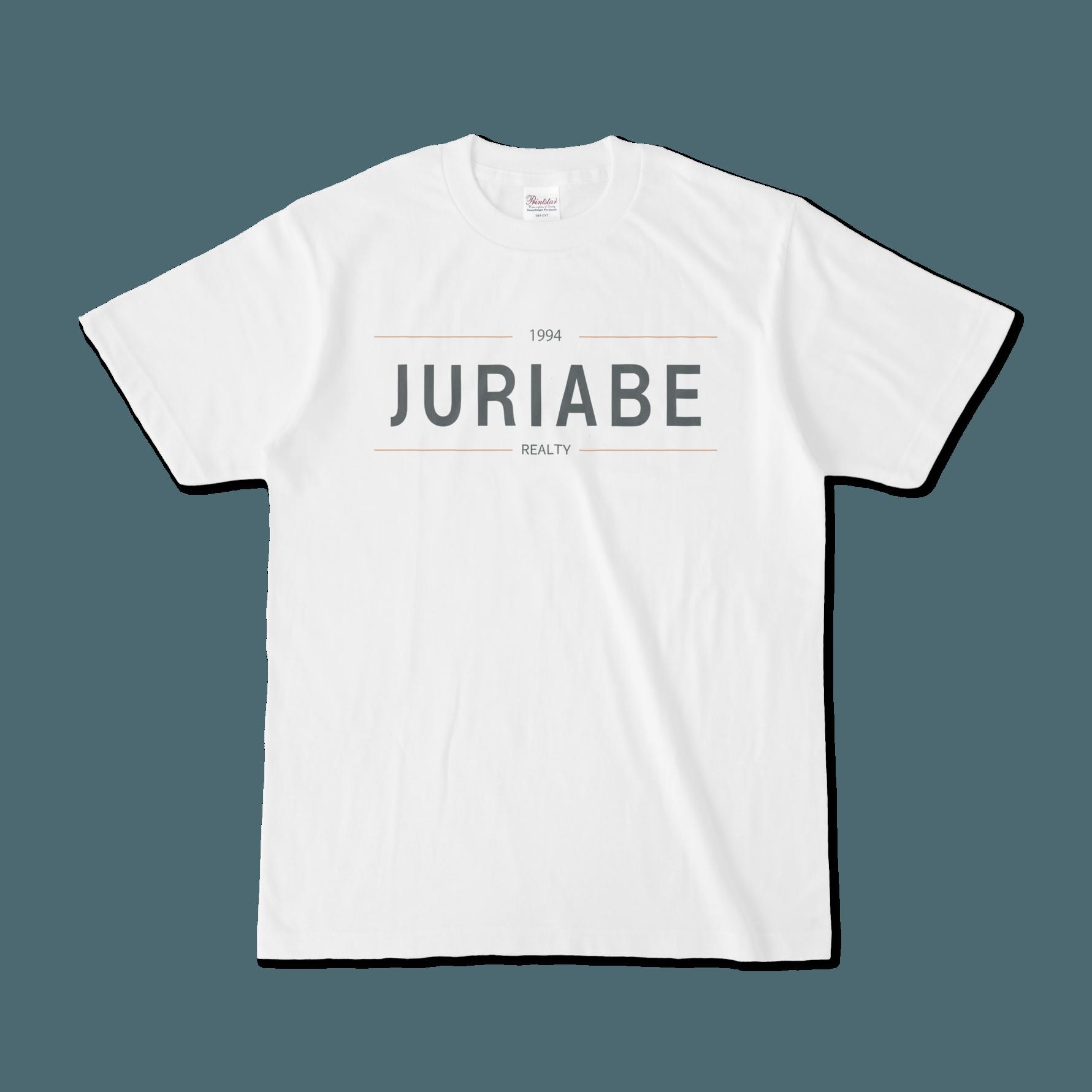 【Tシャツ】JURIABE
