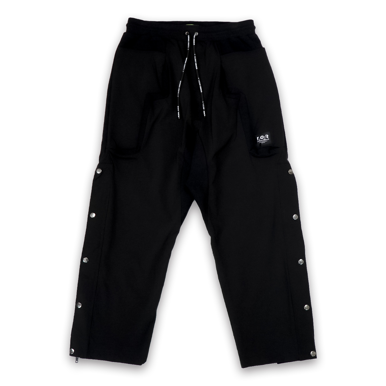 T.C.R EQUIPMENT SHELL PANTS V2 - BLACK