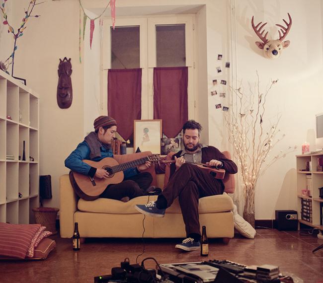 Melodía「Diario de viaje」(Home Normal)