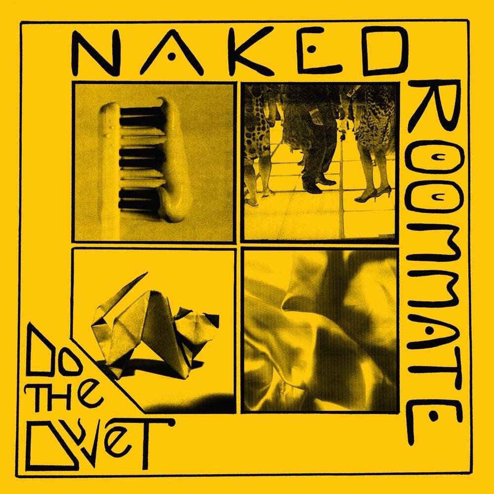 Naked Roommate / Do The Duvet(Ltd Yellow LP)