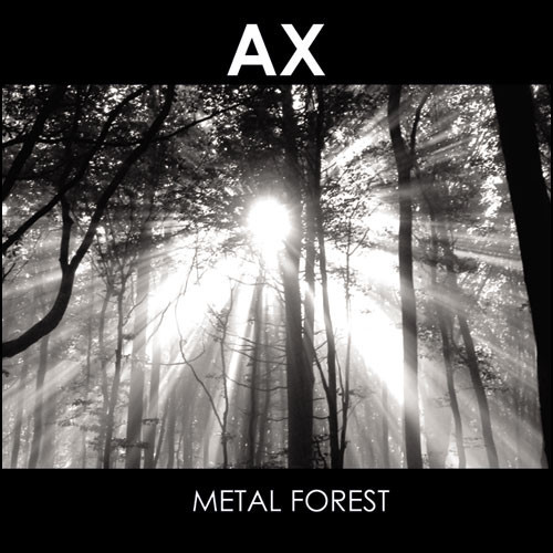 AX ‎– Metal Forest(CD)