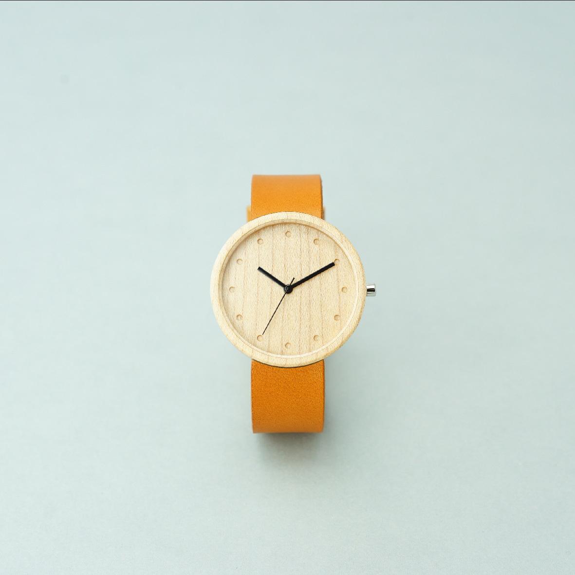 Maple wood - Camel - L