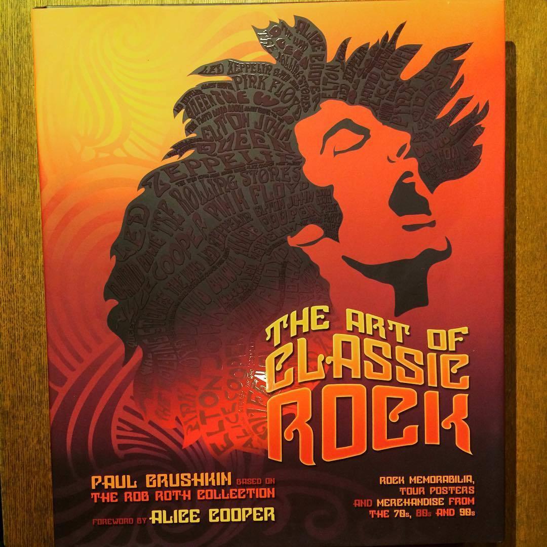ロックのアートワーク集「The Art of Classic Rock」 - 画像1