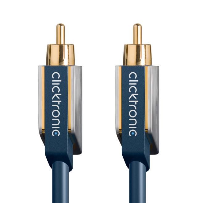 (70643)同軸デジタルケーブル 1.0m :: Clicktronic