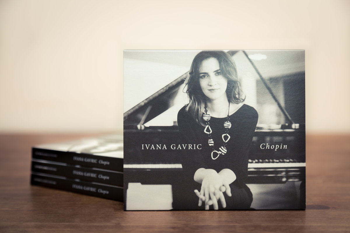 Ivana Gavric『Chopin』(Edition Records)
