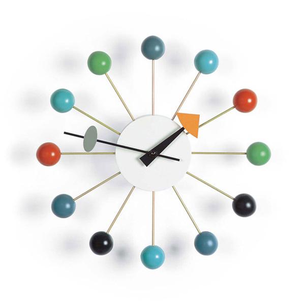 Vitra Ball Clock マルチ