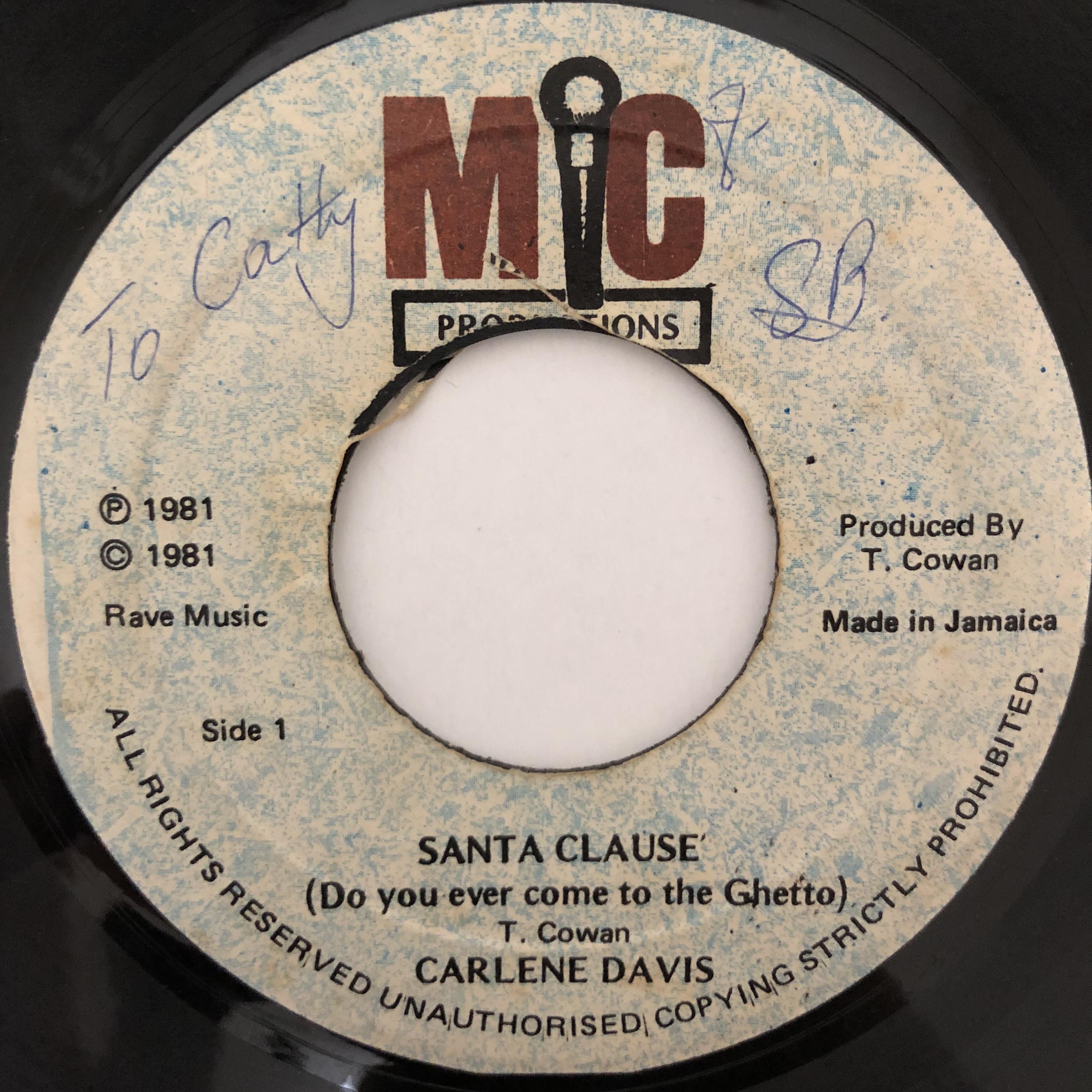 Carlene Davis - Santa Claus【7-20469】