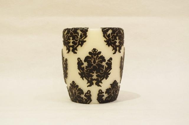 Orchid Vase/Black