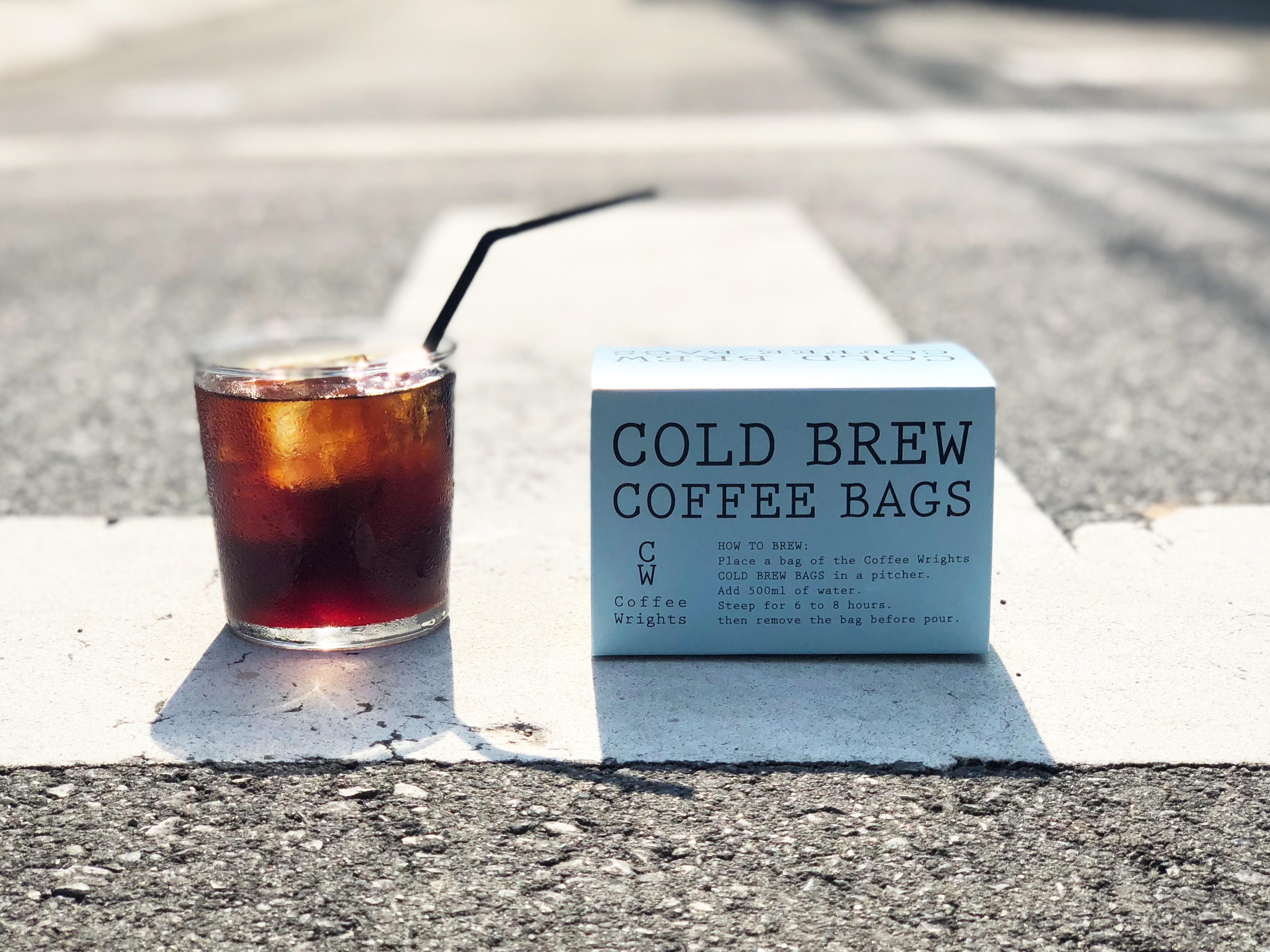 【コロンビア】COLD BREW COFFEE BAGS / コールドブリュー コーヒーバッグ・水出しコーヒー