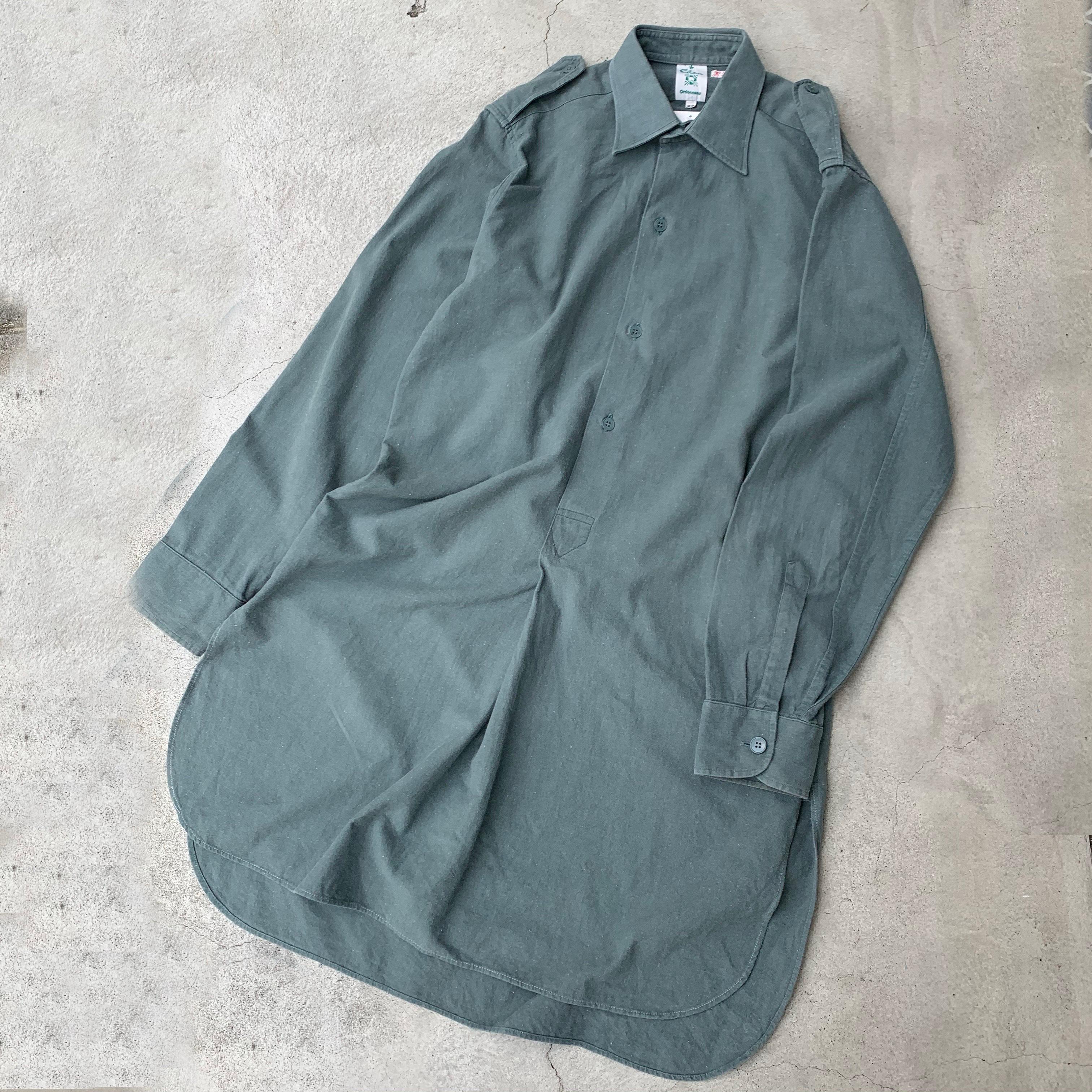 vintage military shirt