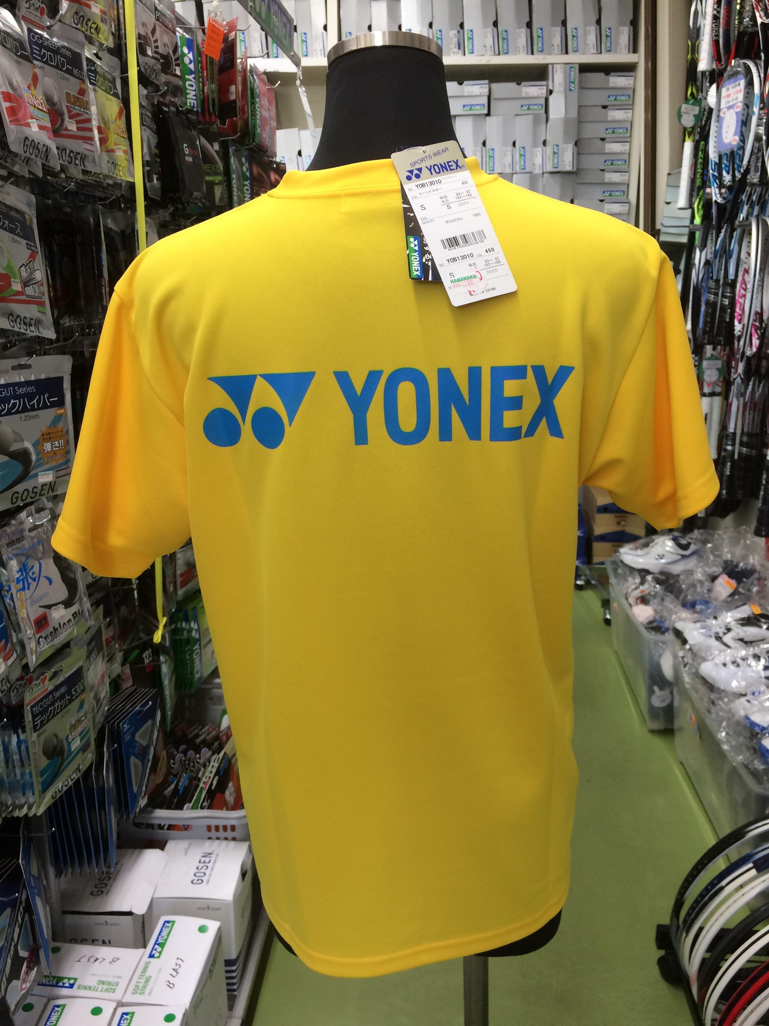ヨネックス ユニドライTシャツ YOB13010 - 画像2