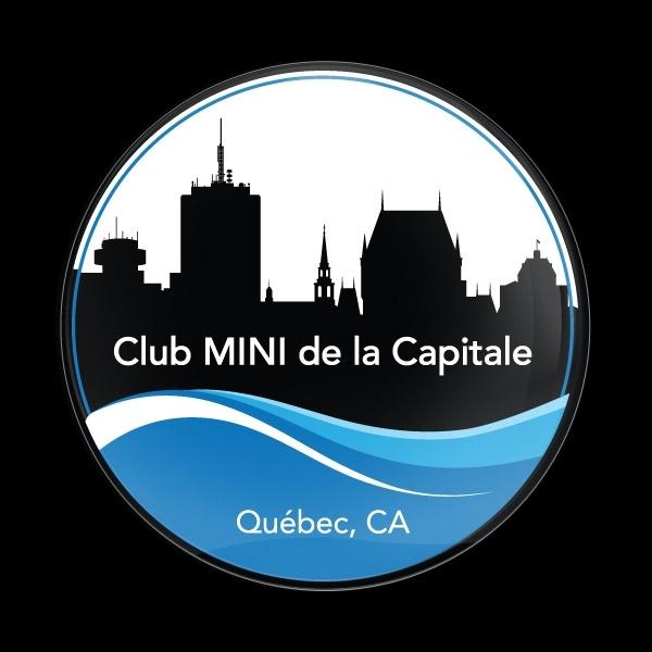 ゴーバッジ(ドーム)(CD1112 - CLUB BADGE Club-MINI de la Capitale) - 画像1
