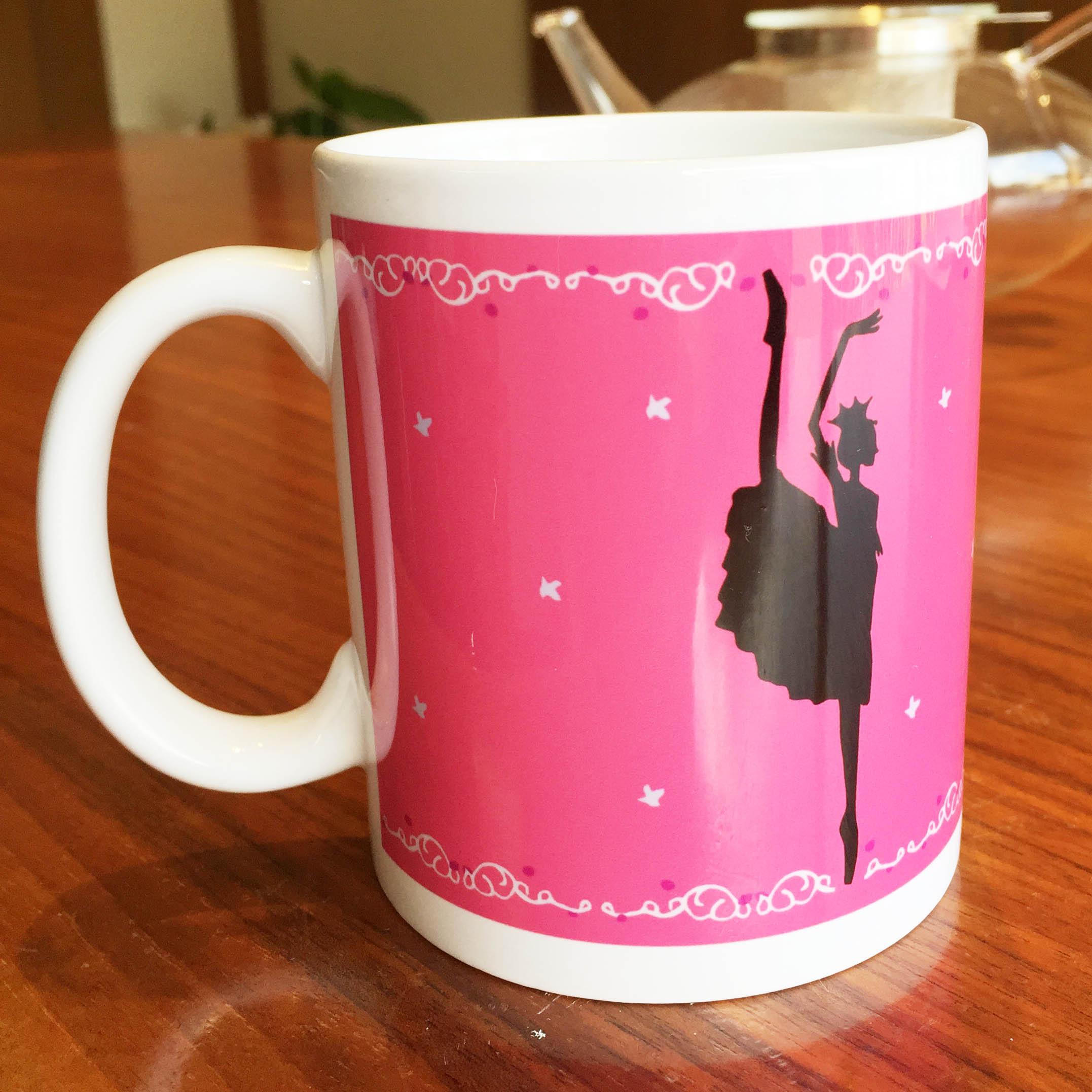 リラの精 マグカップ - 画像2