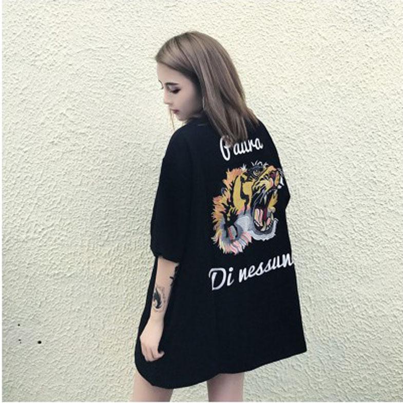【tops】カジュアルプリント合わせやすいTシャツ20292433