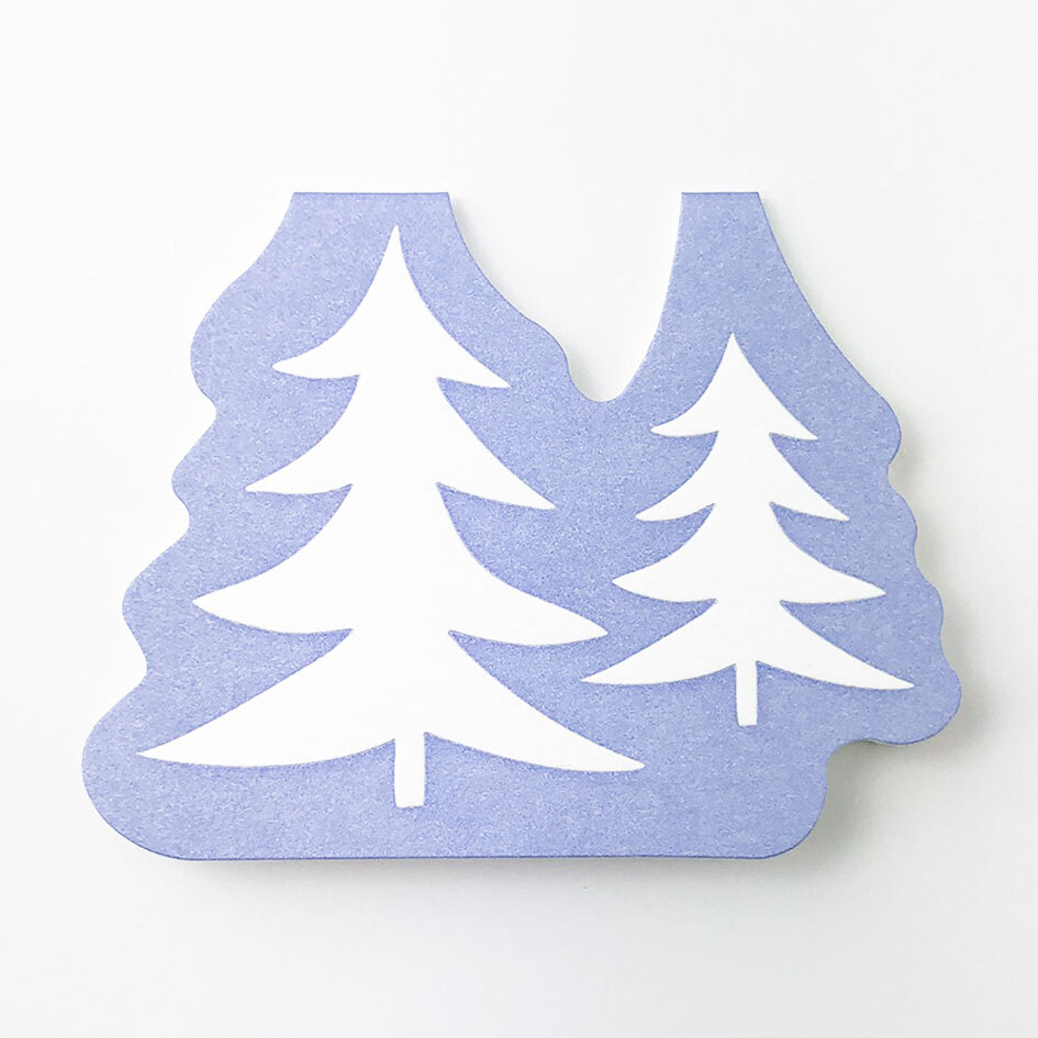 BENGT&LOTTA:フォレストカード  / 木
