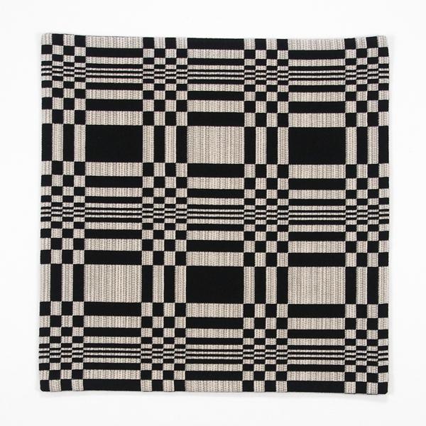 JOHANNA GULLICHSEN Puzzle Mat 3 Doris Black