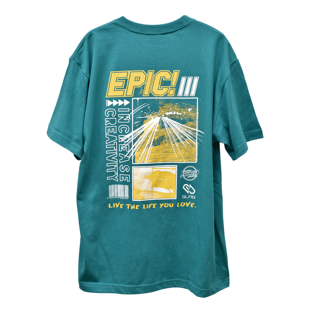 EPIC! T-Shirts / Apple green