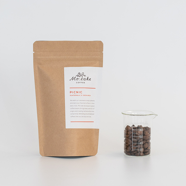 Mo:take COFFEE PICNIC (100g)